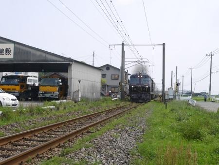 大町駅~北方駅間(1)
