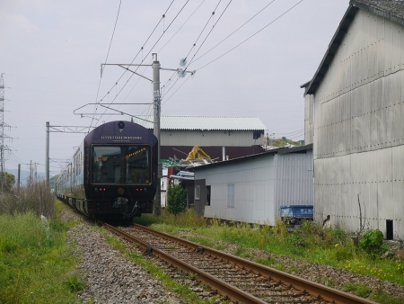 大町駅~北方駅間(3)