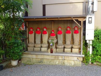 平成29年9月のお地蔵様