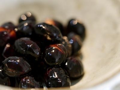 170819黒豆の黒酢漬 (2)