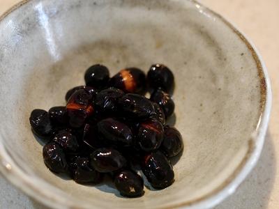 170819黒豆の黒酢漬 (3)