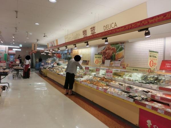 1階惣菜売場