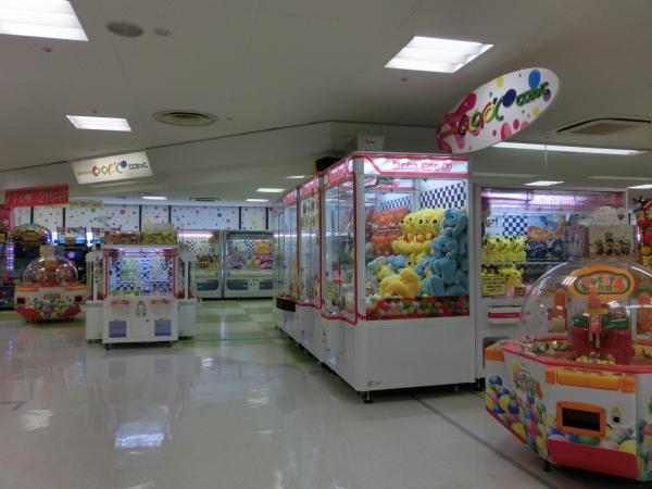 3階ゲームコーナー