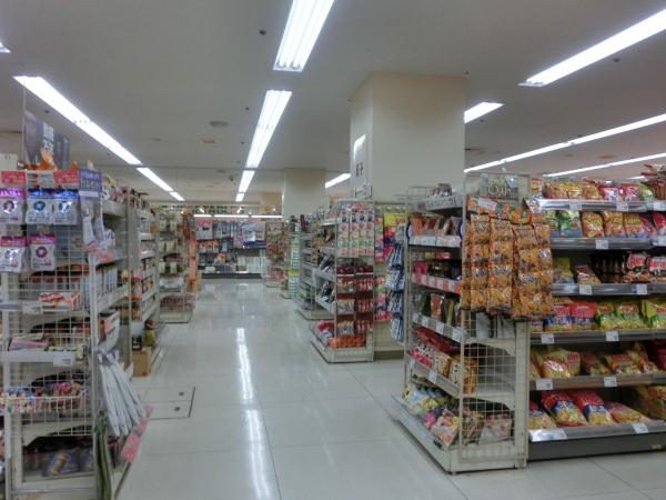 1階加工食品売場