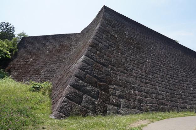 立派な石垣1