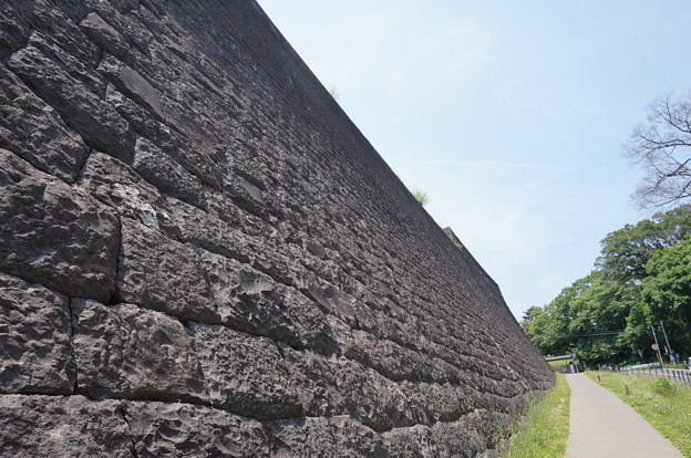 立派な石垣3