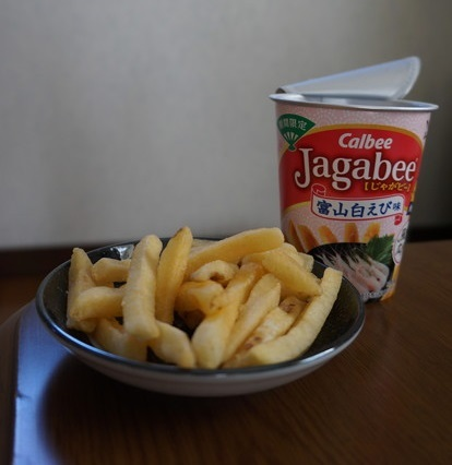 ジャガビー 白エビ味
