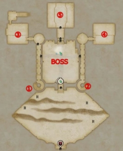 ダグレイム砦 推測