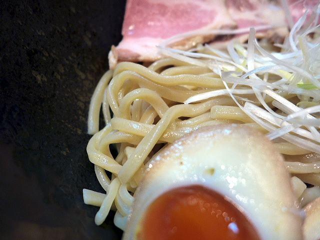 麺屋 一刃@つけ麺(並) 2