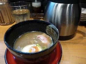 麺屋 一刃@つけ麺(並) 4