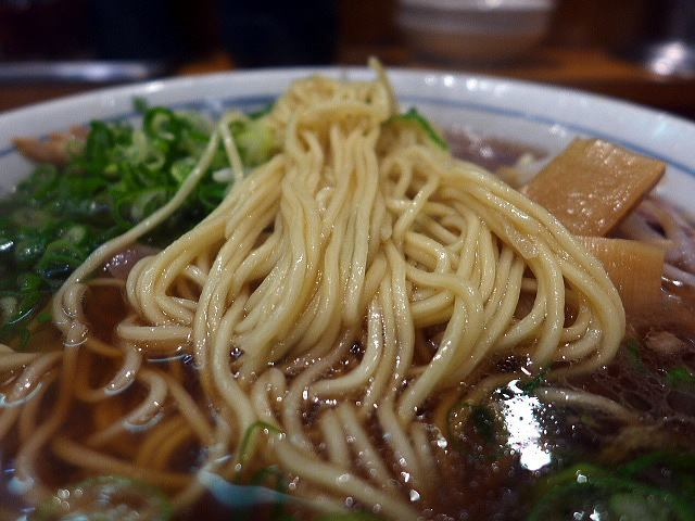京都ラーメンたかばし 京都南インター店@01たかばしラーメン 3