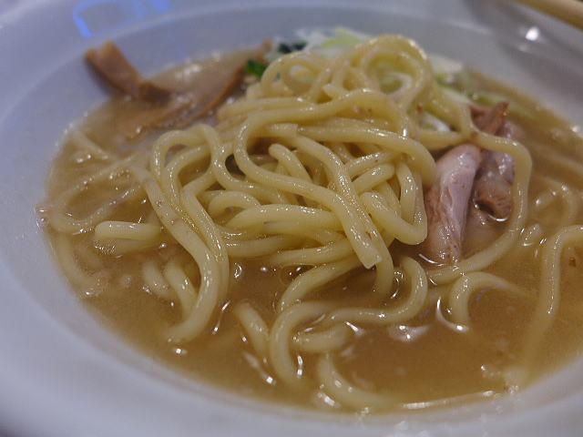 釜くら製麺@01あさりらーめん 3