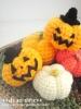 アレンジを楽しむ♪/ハロウィンかぼちゃ(2017/09/08)