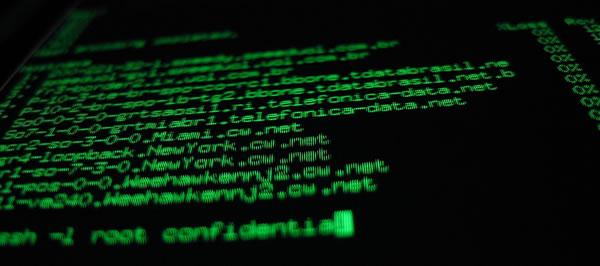 ハッカーパソコン