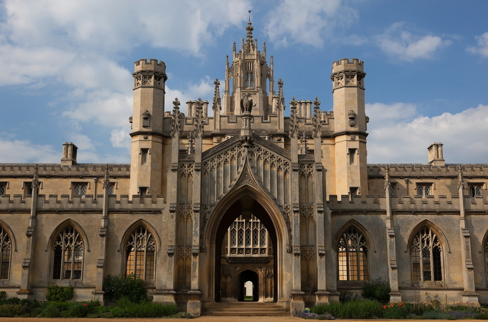 イギリス・ケンブリッジ大学