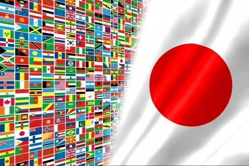 国連・世界の国旗・国際連合・世界平和