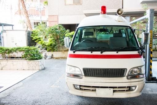 救急車,救急患者,事件事故