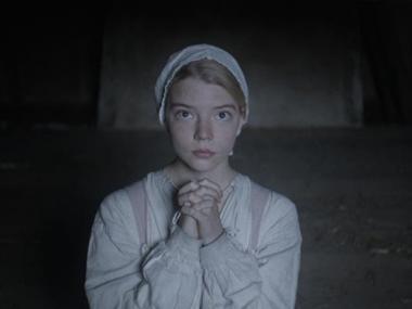 ロバート・エガース 『ウィッチ』 トマシン役のアニヤ・テイラー=ジョイの出世作。