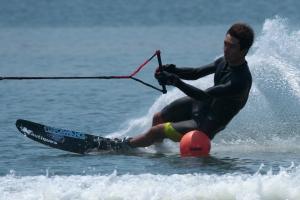 牧村祐樹選手(立2)2017CS1 M's Slalom