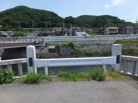 旧天白橋と西天竜幹線水路