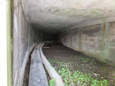 西天竜幹線水路遺構