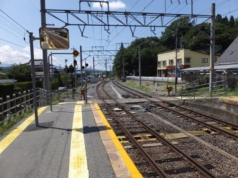 飯田線北殿駅
