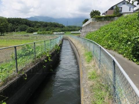 西天竜幹線水路・長野県南箕輪村