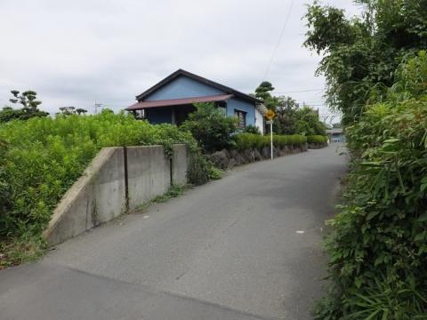 相模川旧堤防の陸閘