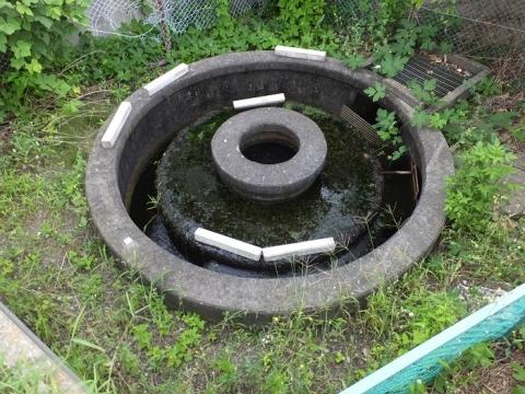 鴨川市・八色分水工