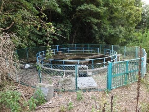 鴨川市加茂川沿岸土地改良区東幹線・大日分水工
