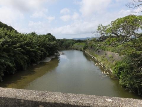 千葉県鴨川市・加茂川