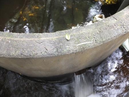 鴨川市・滝山分水工