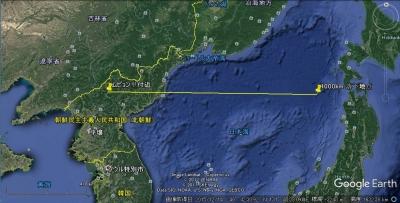 20170729 1000km from mupyongri