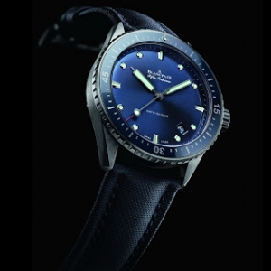 BLANCPAIN Fifty Fathoms BATHYSCAPHE Grey Plasma CERAMIC 05