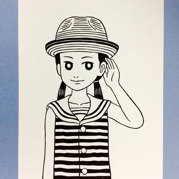 みことセーラーワンピ