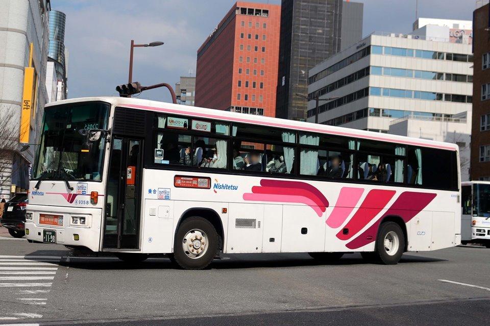 西日本鉄道 9358