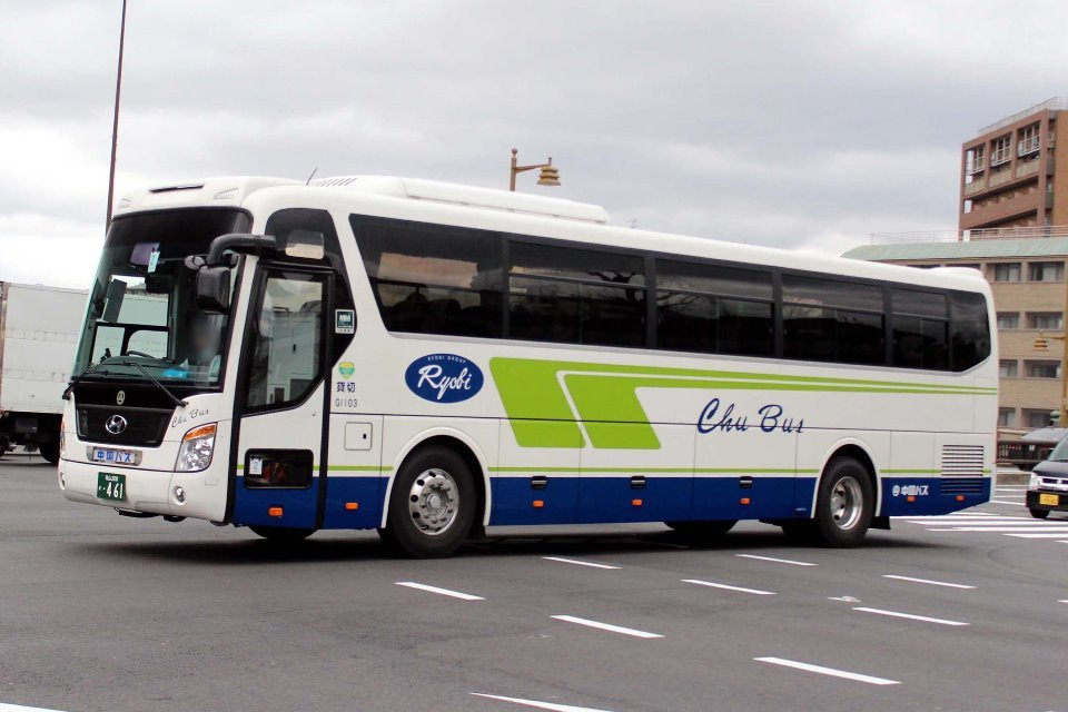 中国バス G1103
