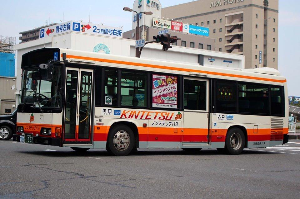 名阪近鉄バス か597
