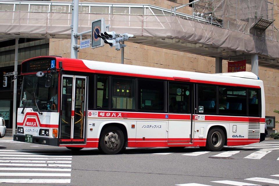 岐阜バス か911