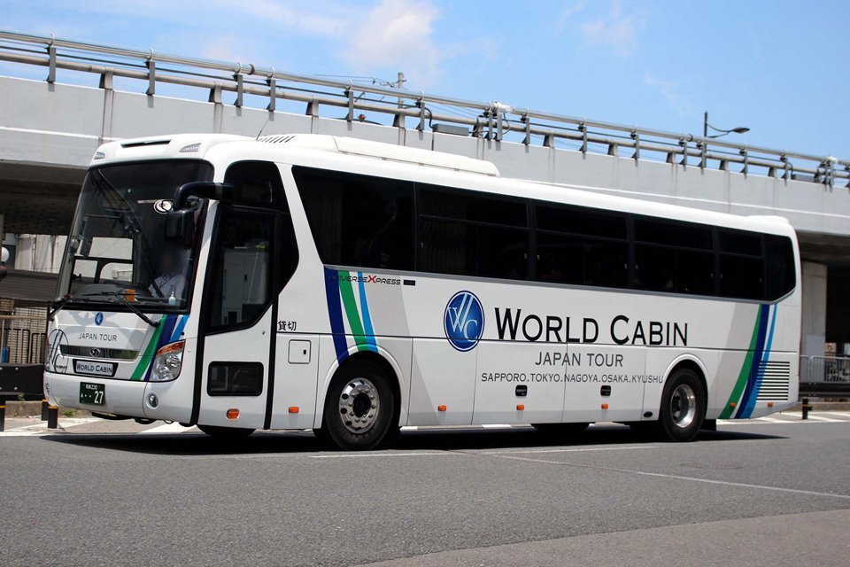 WORLD CABIN あ27
