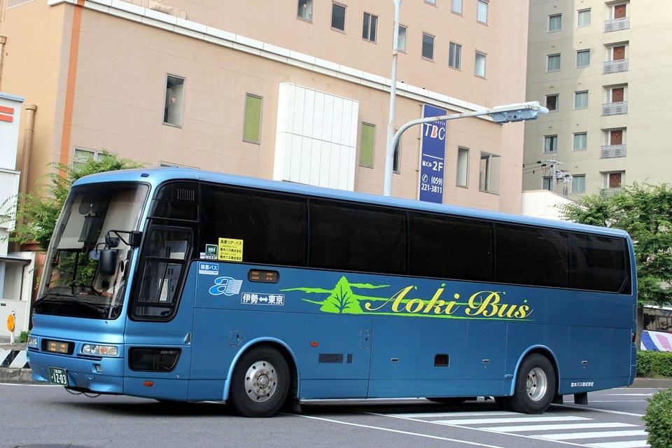 青木バス か1203