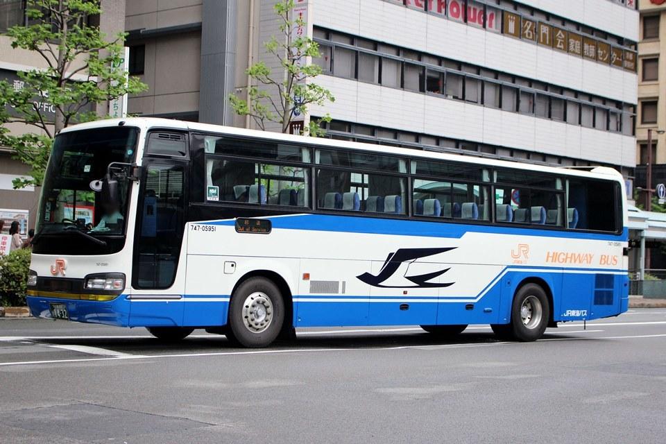 JR東海バス 747-05951