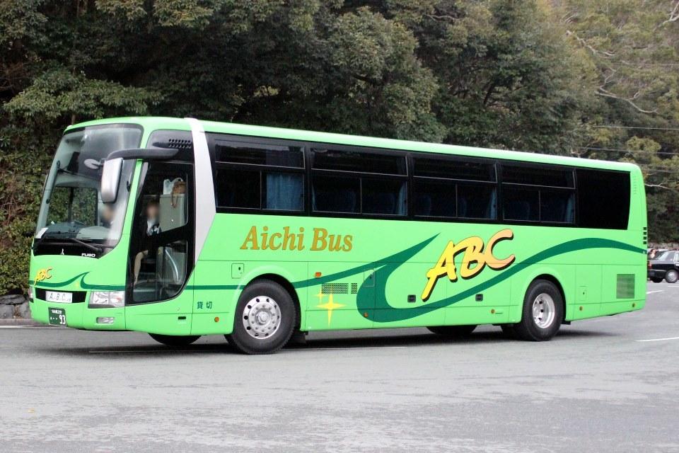 愛知バス あ93