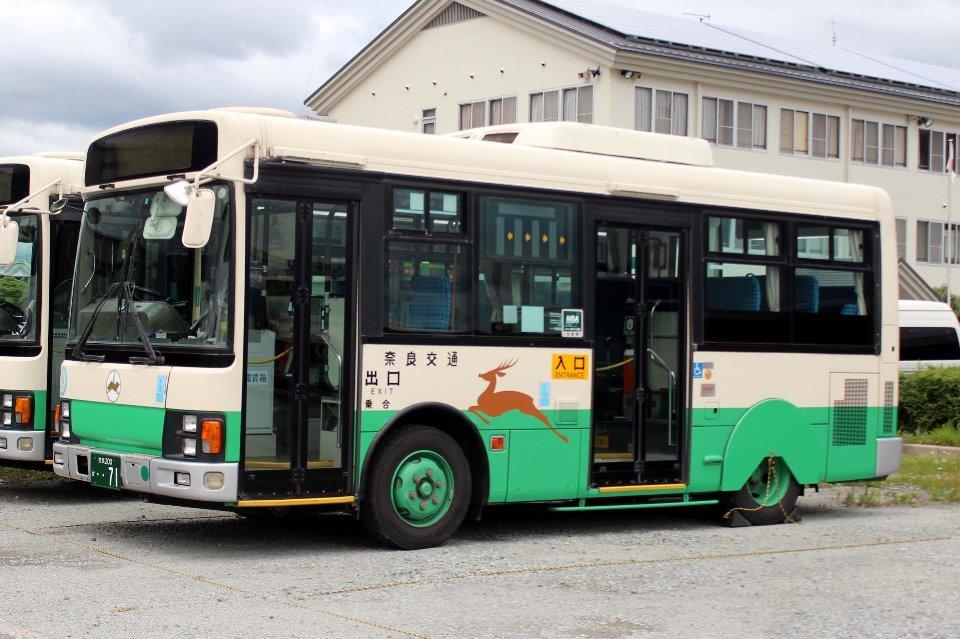奈良交通 か71