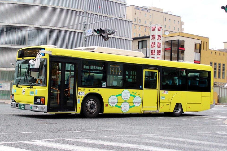 奈良交通 か722