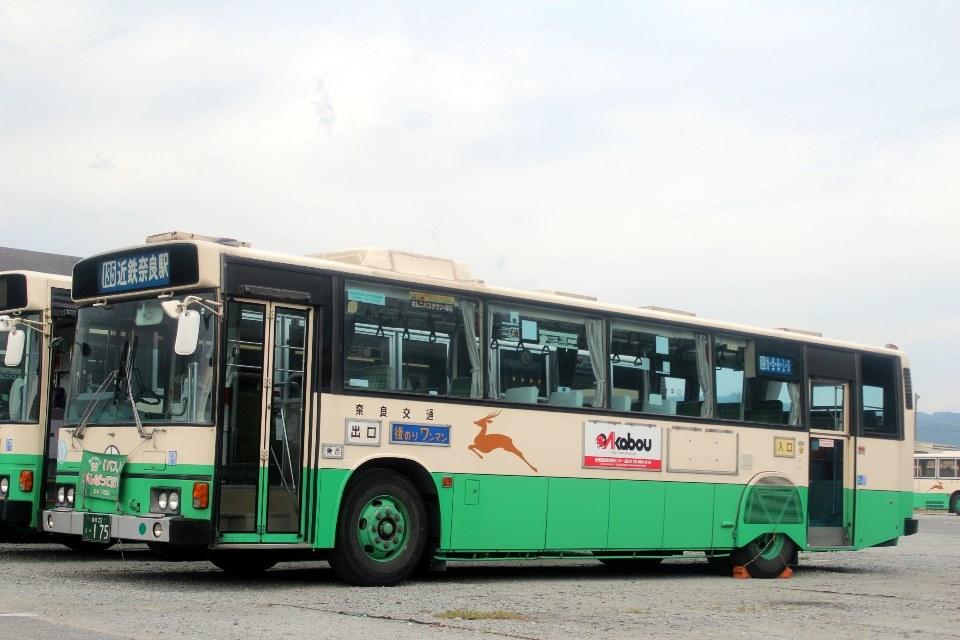 奈良交通 き175