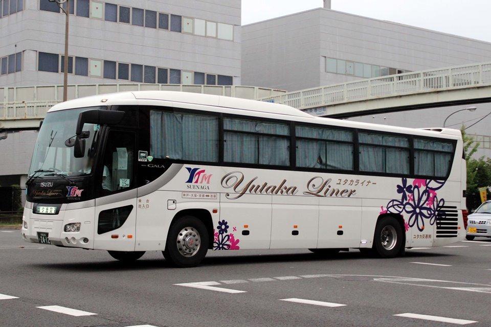 ユタカ交通 か2412