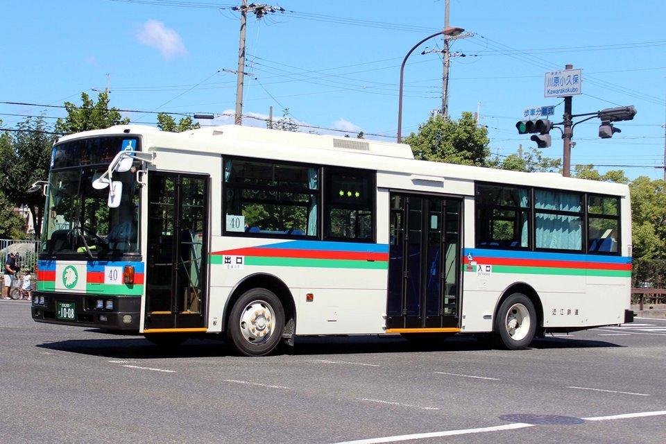 近江鉄道 か1008