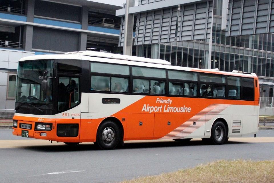 東京空港交通 691