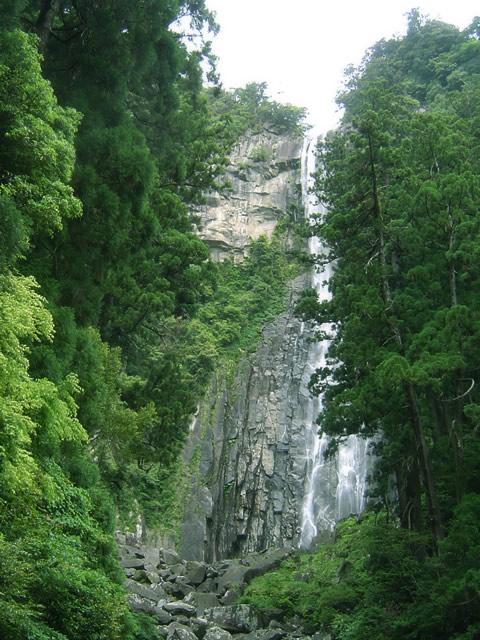 フリー写真 那智の大滝